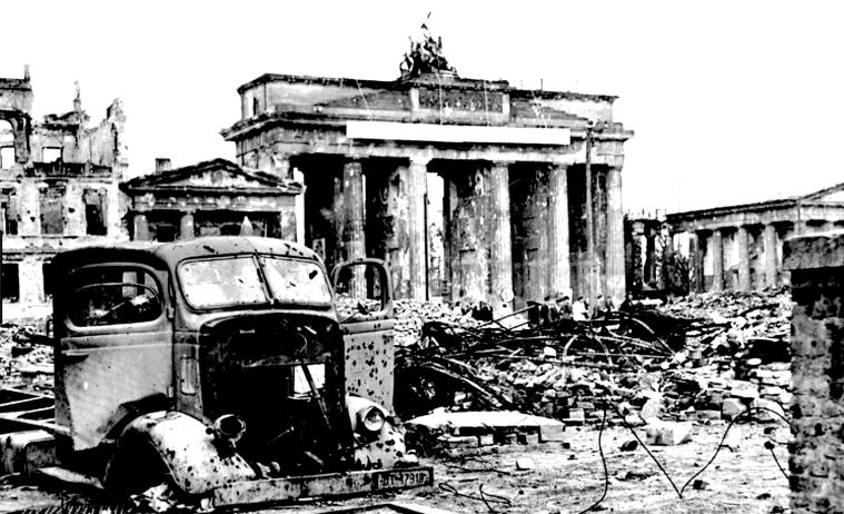Berlin Kriegsende